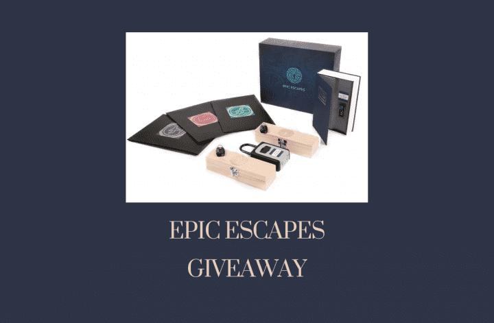 Epic Escapes Giveaway