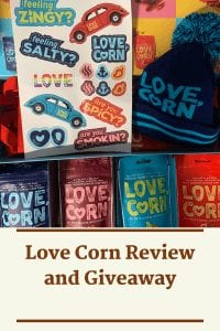 Love Corn Review and Giveaway