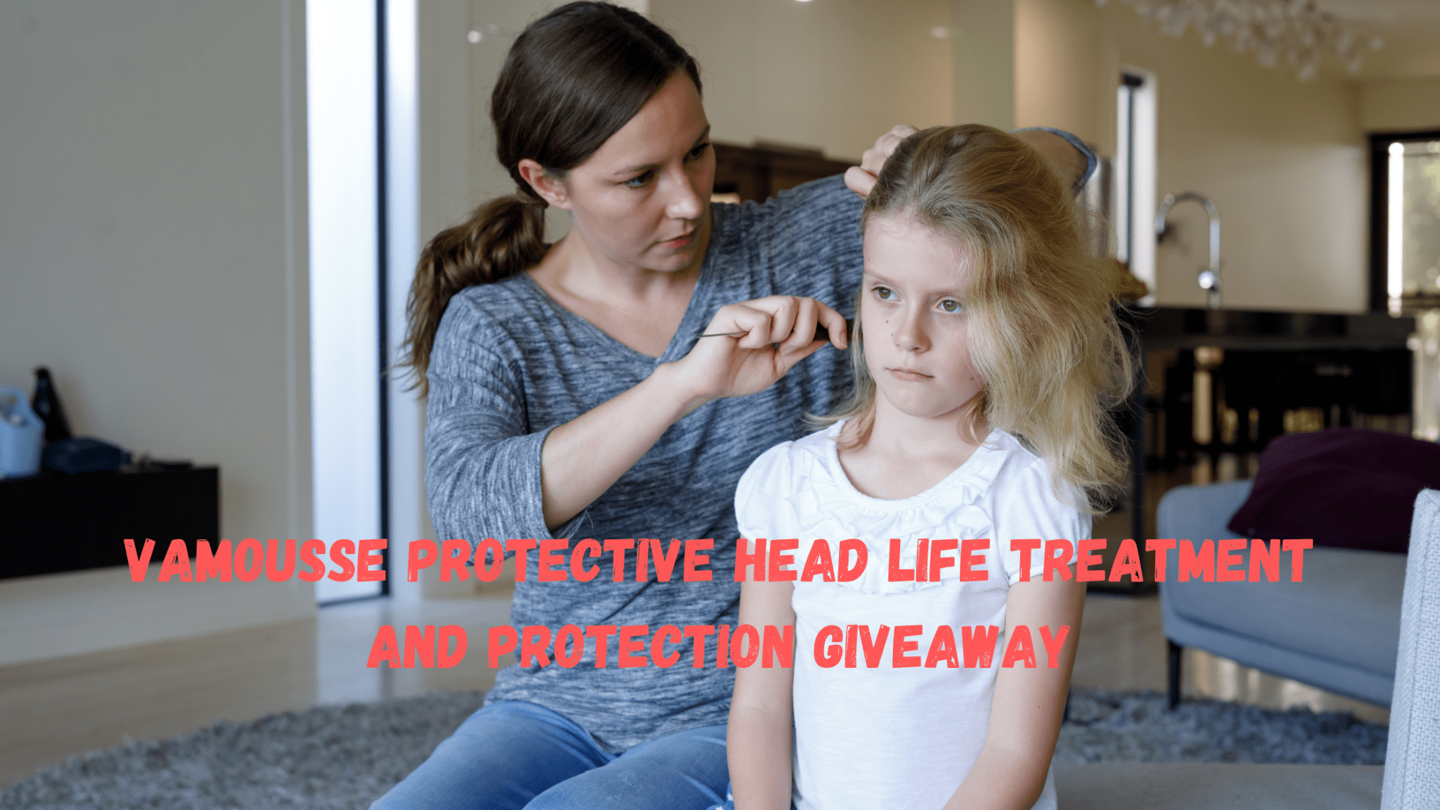Vamousse Protective Head Life Treatment and Protection Giveaway