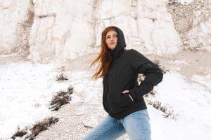 women gamma jacket