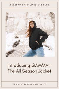 Introducing GAMMA - The All Season Jacket