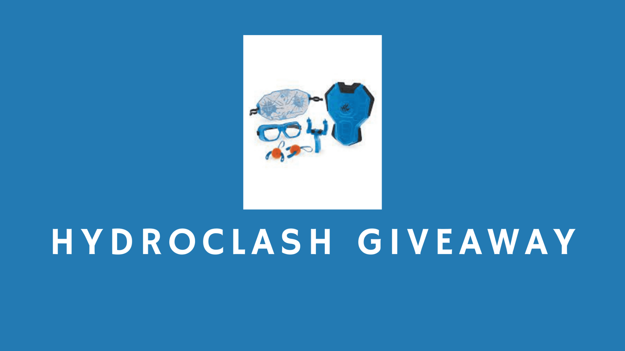 HydroClash Giveaway