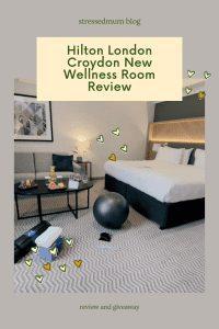 Hilton Croydon New Wellness Room Review (2)