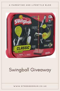 Swingball Giveaway