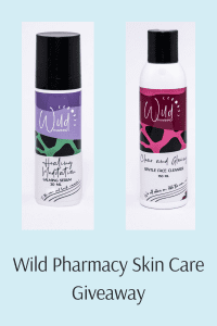 Wild Pharmacy Skin Care Giveaway