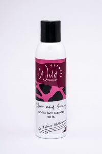 clear and glowing cleanser