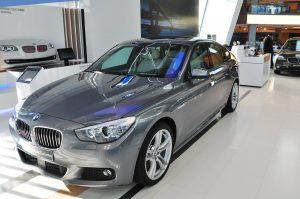 BMW 5 Series Gran Turismo (2009-2017)
