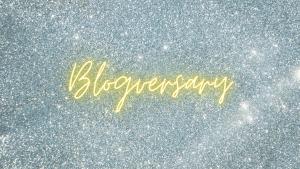 Blogversary