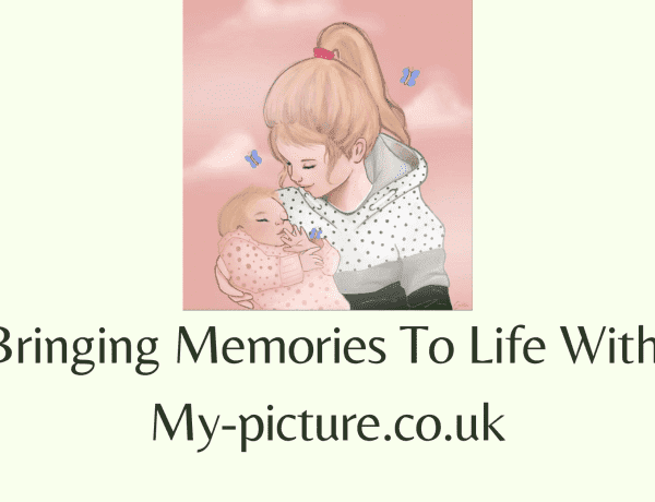 Bringing Memories To Life With My-picture.co.uk