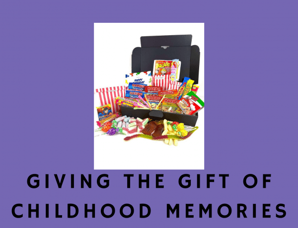 Giving The Gift Of Childhood Memories