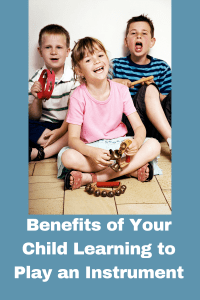 Benefits of Your Child Learning to Play an Instrument