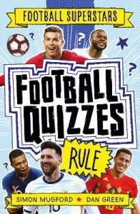 football quizes book